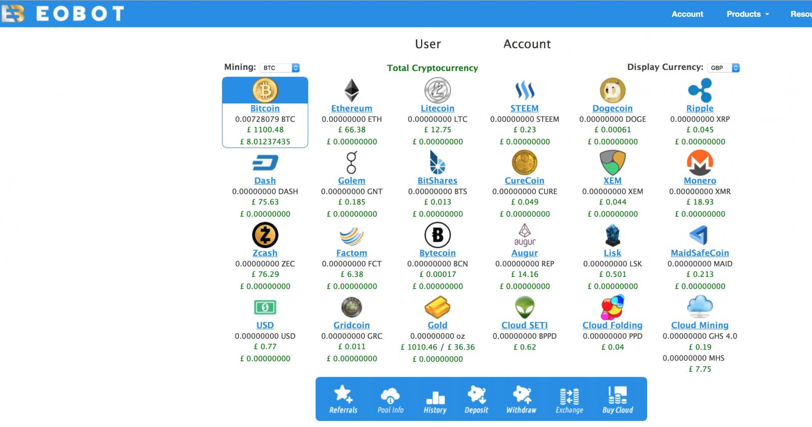 Bitcoin Account Import Bitcoins Mining Pool – Compositing Pro